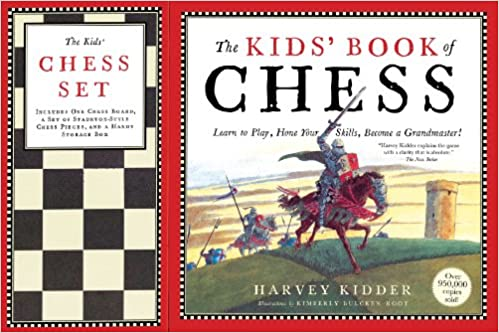 Download online The Kids' Book of Chess and Chess Set PDF, azw (Kindle), ePub, doc, mobi