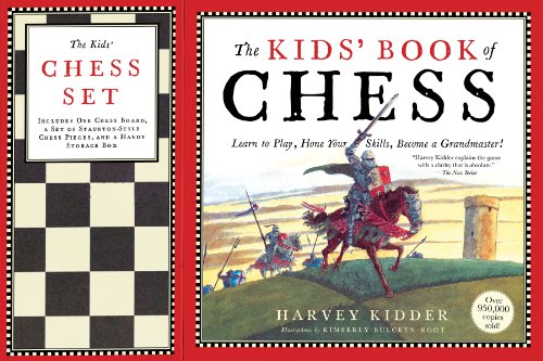 - The Kids' Book of Chess and Chess Set