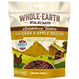 Whole Earth Farms Grain Free Smokehouse Tenders Chicken & Apple Recipe, 5 Oz. Review