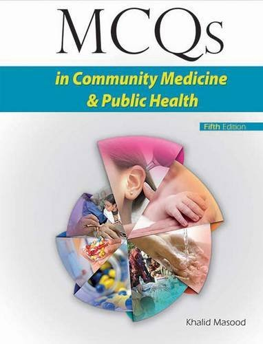 MCQs in Community Medicine & Public Health pdf