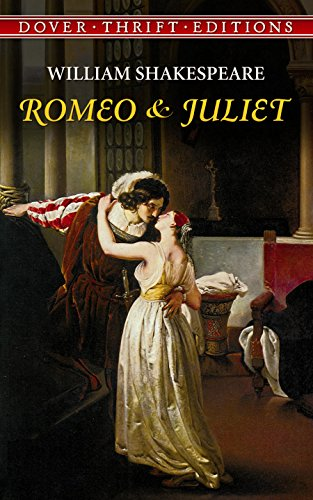 Romeo & Juliet by William Shakespeare | reading, books