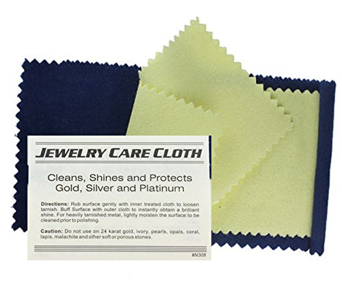 Polishing Cloth for Silver, Gold, Brass & Most other Metals 6