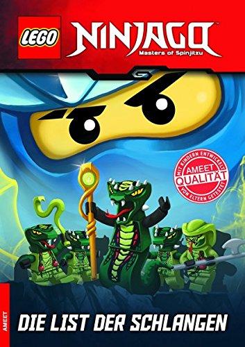 LEGO NINJAGO Die List der Schlangen: Lesebuch