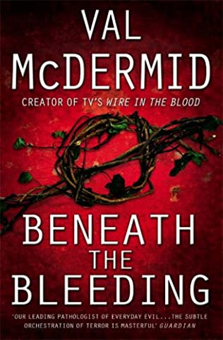 book cover of Beneath the Bleeding