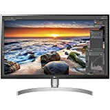 "LG 27UK850-W 27"" 4K UHD IPS Monitor with HDR10 with USB Type-C Connectivity and FreeSync (2018)"