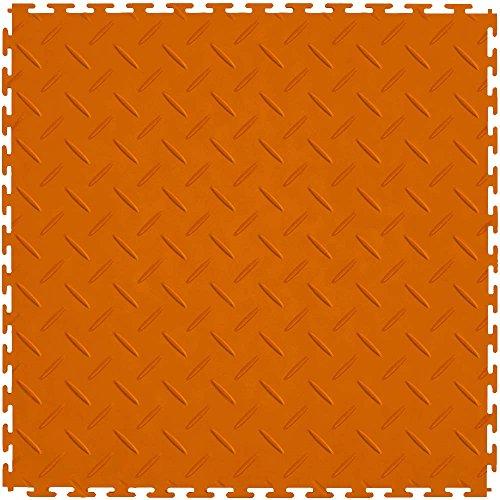 Plate Diamond Flooring Vinyl (IT Tile ITDP450OE45 Diamond Plate)