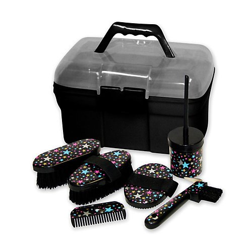 Roma Stars Grooming Box Set Black