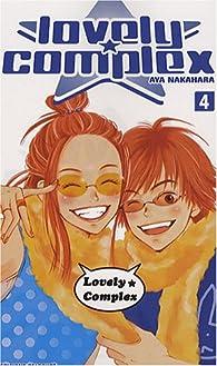 Lovely Complex, tome 4 par Aya Nakahara