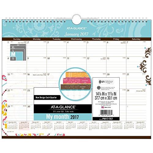 wire bound calendar - 5