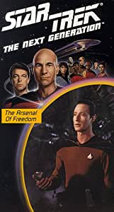 Star Trek - The Next Generation, Episode 21: The Arsenal Of Freedom [VHS]