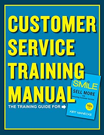 AmazonCom Customer Service Training Manual The Training Guide