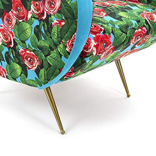 Amazon.com: Seletti Armchar Roses - Papel higiénico: Kitchen ...