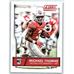 new arrival 0fa4f 6b1ce Michael Thomas New Orleans Saints Signed Autograph White ...