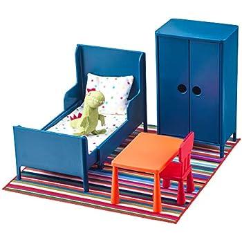 amazon   ikea huset doll furniture bedroom toys amp games
