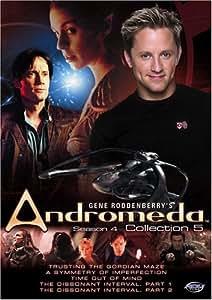 Gene Roddenberry's Andromeda: Season 4, Collection 5