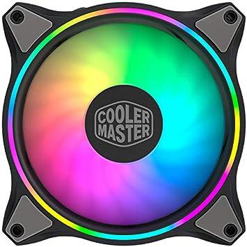 Cooler Master Ventilador 120x120 mf120 halo 3uds argb: Amazon.es ...