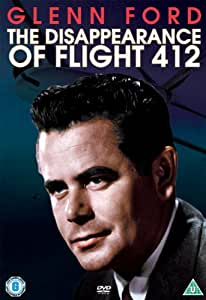 The Disappearance Of Flight 412 [Alemania] [DVD]