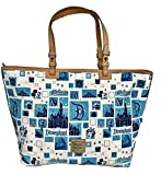 Disneyland 60th Diamond Celebration 2015 Dooney & Bourke Shopper Tote Handbag A