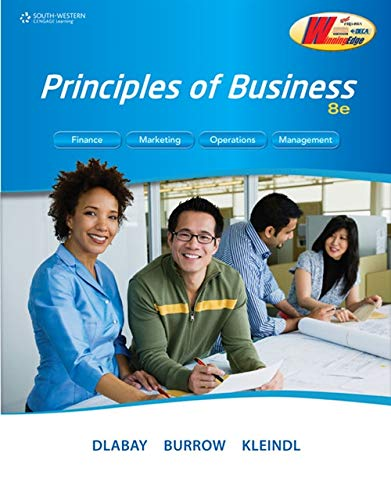 Principles of Business (DECA)