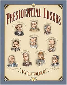 Descargar Torrent Español Presidential Losers Libro PDF