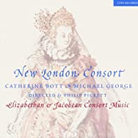 Elizabethan and Jacobean Consort Music, Vol.1