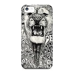Scratch Protection Cell-phone Hard Covers For Iphone 5c With Allow Personal Design HD Grateful Dead Band Pattern JamieBratt
