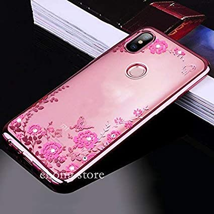 Loxxo Xiaomi Redmi Note 7 Back Cover Bling Shiny Amazon In