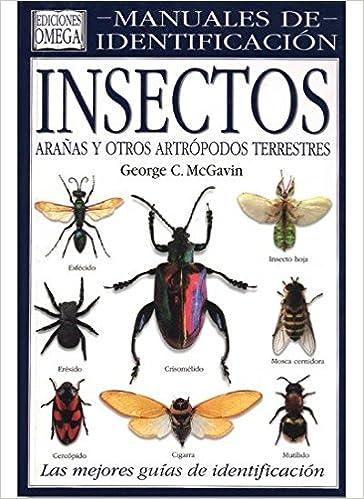 Insectos. Manual de identificación