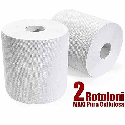 2 rollos de toallas de papel para alimentos, 1200trozos