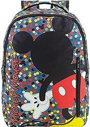 Mochila Mickey T1 - 9100 - Artigo Escolar Mickey Mouse, Multicolorido