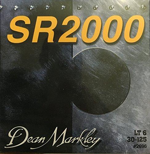 Dean Markley SR2000 Six String Bass Guitar Strings 2696