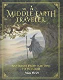 Product picture for A Middle-earth Traveler: Sketches from Bag End to Mordor by John Howe