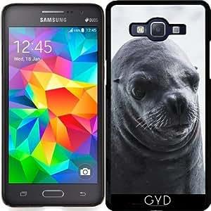 Funda para Samsung Galaxy Grand Prime (SM-G530) - León Marino by Grab My Art