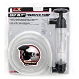 Performance Tool W1156 Grip Clip Transfer Pump/Siphon Fluid Transfer Pump Kit for Water, Oil, Liquid, and Air