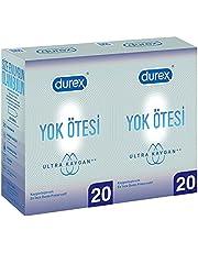 Durex Yok Ötesi Ultra Kaygan Prezervatif