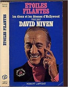 Etoiles Filantes David Niven 9782913675155 Amazoncom Books