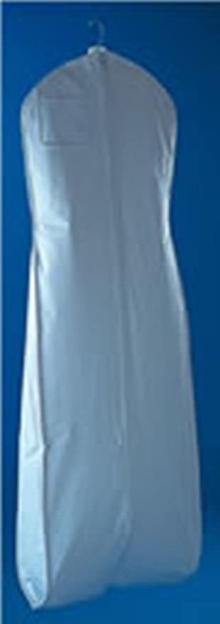 Amazon.com   New White Breathable Wedding Bridal Dress Garment Bag ...