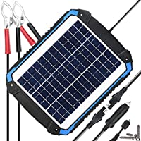 SUNER POWER 12V Solar Car Battery Charge...