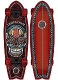 Santa Cruz Skateboards Sugar Skull Shark Cruzer 8.8 x 27.7-Inch Skateboard