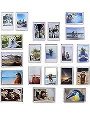 Pack of 20 Mini Photo Frame Magnets   Pukkr