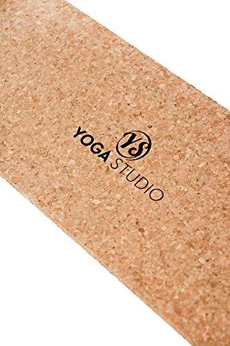 YogaStudio Yoga Korkkkeil