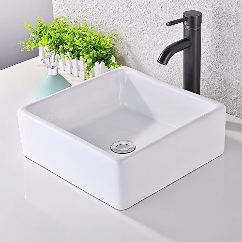 Small Square Sink - 3
