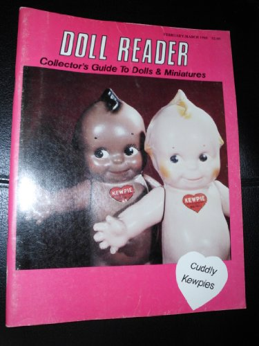 Used, DOLL READER - COLLECTOR'S GUIDE TO DOLLS & MINIATURES for sale  Delivered anywhere in USA