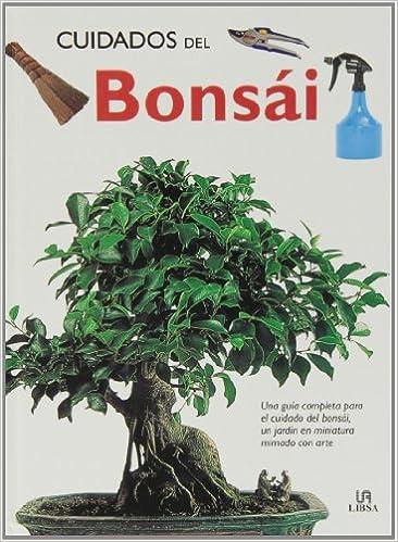 Cuidados del Bonsai/ Bonsai Care (Spanish Edition): Jorge Kinjo: 9788466210256: Amazon.com: Books