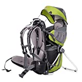 CORAZON PANDA FRAMED CHILD & BABY BACKPACK CARRIER