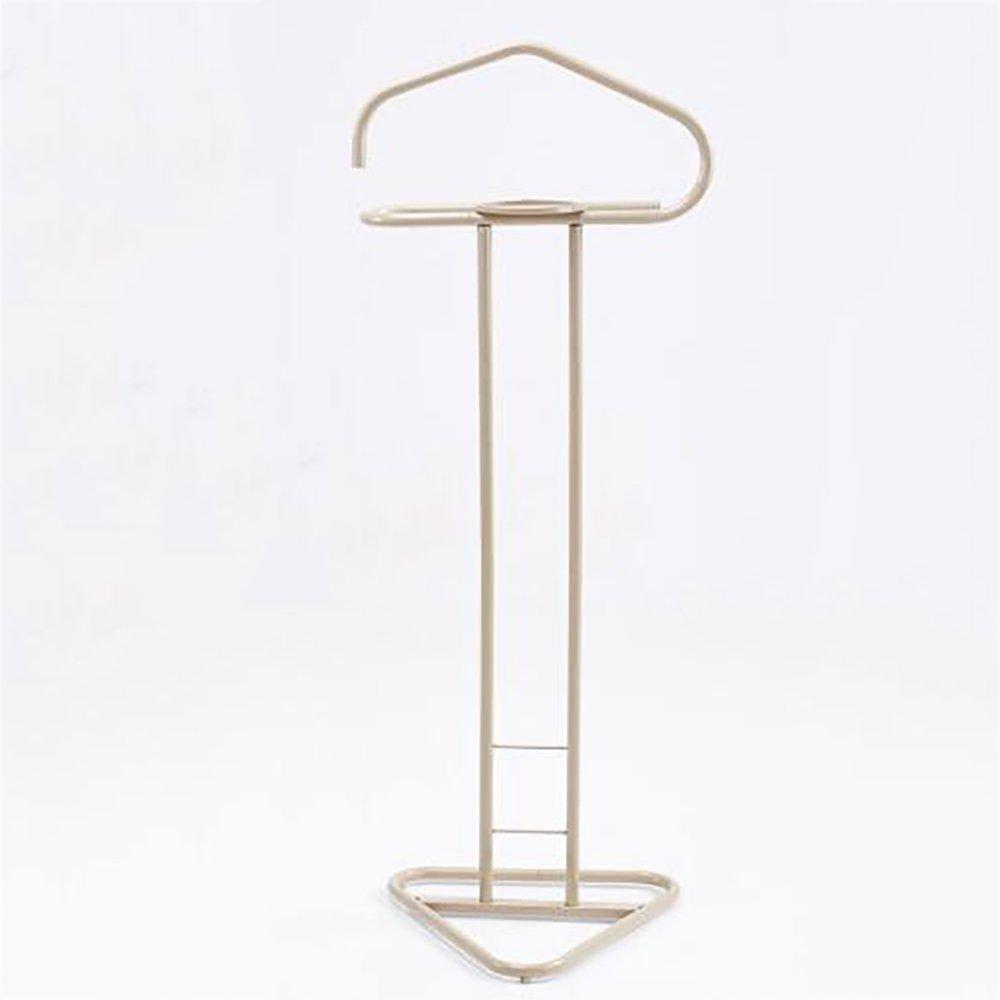 ZAYYMJ XRXY Creative Floorstanding Coat Rack/Suitcase/Hotel Office Hangers/Bedroom Hang Ironing Hanger (Color : A)