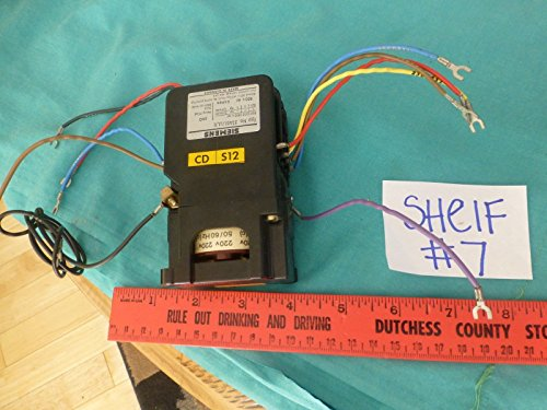 siemens 3ta61/ULR 8NO heavy pilot duty 600v ac max relay contactor from Generic