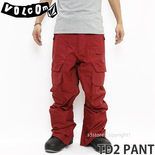 VOLCOM(ボルコム) メンズ ウェア TD2 PANT パンツ 16-17 BLR/S [並行輸入品] B01N4P73KA