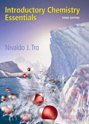 Introductory Chemistry Essentials (3rd Edition)