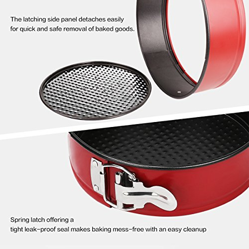 Discounts Price Symbol Of The Brand Patisse Silver-top Spring Form Pan With Leak-proof Bottom 24 Cm Cookware, Dining & Bar Cake Tins